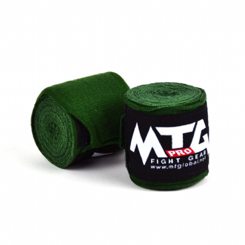 MTG 2.5m Handwraps - Dark Green